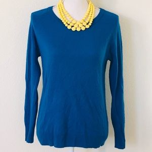 💙Cashmere royal blue sweater💙